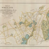 Image of 1300.66 - Preliminary General Plan, 1925