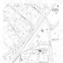 Image of 1300.79 - Winchester, Massachusetts. June 1894. Sanborn fire insurance maps. Sheet 5.