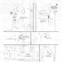 Image of 1300.80 - Winchester, Massachusetts. June 1894. Sanborn fire insurance maps. Sheet 6.