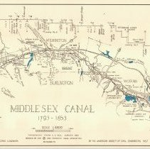 Image of 1300.82 - Middlesex Canal 1793-1853