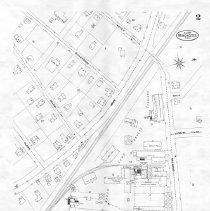 Image of 1300.92 - Winchester, Massachusetts. August 1899. Sanborn fire insurance maps. Sheet 2 of 8