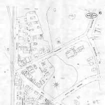 Image of 1300.96 - Winchester, Massachusetts. August 1899. Sanborn fire insurance maps. Sheet 6 of 8