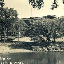 Image of 1200.01.132 - High School Winchester, Mass.