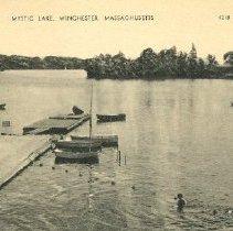Image of 1200.01.150 - Mystic Lake, Winchester, Massachusetts