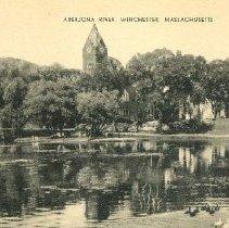 Image of 1200.01.152 - Aberjona River, Winchester, Massachusetts
