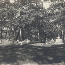 Image of Wildwood Cemetery Soldier's Monument