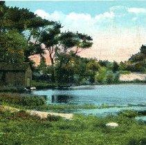 Image of 1200.01.184 - Mystic Lake near bathing beach
