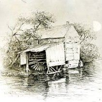 Image of 1200.15.02 - Ancient Mill