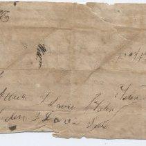 Image of Spooner letter
