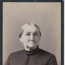 Image of 2006.087.084 - Photograph Hannah Potter Case, daughter of Rescome Case and Wait Potter, wife of Peleg Sherman.