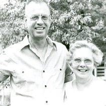 Image of MR AND MRS KENNETH HAYES - A-3-5  Mr & Mrs Ken Hayes
