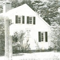Image of CLARK HOUSE, WOLFEBORO - A-3-20  Clark House, Wolfeboro