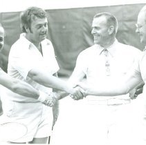 Image of GROUP OF TENNIS PLAYERS - GROUP OF TENNIS PLAYERS