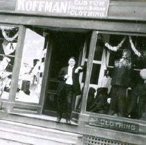 Image of KOFFMAN CUSTOM CLOTHING STORE -