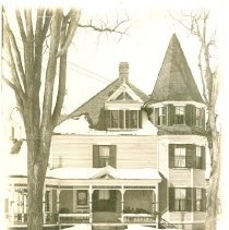 Image of THE A.C. KENNETT HOUSE, WEST MAIN ST. - THE A.C. KENNETT HOUSE, WEST MAIN ST.