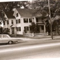 Image of HIRAM ABBOT HOUSE, CONWAY VILLAGE - EASTMAN HOME, NORTH CONWAY