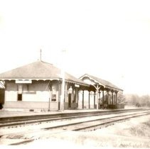 Image of CENTER CONWAY STATION - CENTER CONWAY STATION