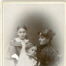 Image of NAN RICKER, ANNA RICKER, RICHARD RUSSELL RICKER - NAN RICKER, ANNA RICKER, RICHARD RUSSELL RICKER