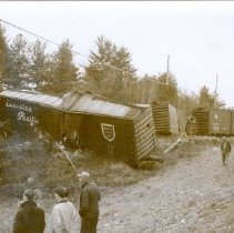 Image of TRAIN WRECK - TRAIN WRECK