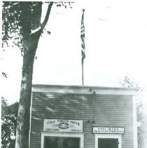 Image of POST OFFICE-CENTER CONWAY, NH - POST OFFICE-CENTER CONWAY, NH