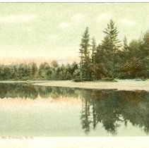 Image of ECHO LAKE, NO. CONWAY, NH - ECHO LAKE, NO. CONWAY, NH