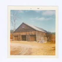 Image of WHITAKER PLACE BARN, NO. CONWAY, NH - WHITAKER PLACE BARN, NO. CONWAY, NH