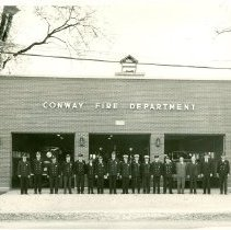 Image of CONWAY FIRE DEPARTMENT-MAIN ST., CONWAY, NH - CONWAY FIRE DEPARTMENT-MAIN ST., CONWAY, NH