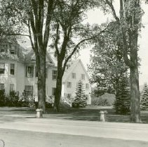 Image of ALPHEUS CROSBY KENNETT HOUSE-WEST MAIN ST., CONWAY, NH - ALPHEUS CROSBY KENNETT HOUSE-WEST MAIN ST., CONWAY, NH