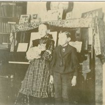 Image of RALPH AND ELSIE BERRY-CONWAY, NH - RALPH AND ELSIE BERRY-CONWAY, NH
