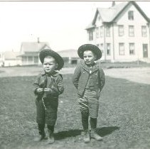 Image of WILLARD & HERBERT LOWD-CONWAY, NH - WILLARD & HERBERT LOWD-CONWAY, NH