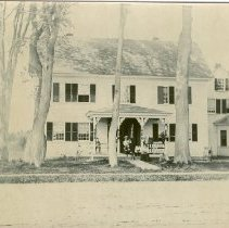 Image of EBEN LORD'S RESIDENCE-MAIN ST., CONWAY, NH - EBEN LORD'S RESIDENCE-MAIN ST., CONWAY, NH