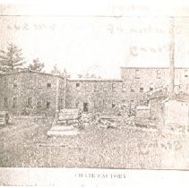 Image of CHAIR FACTORY-WASHINGTON ST., CONWAY, NH - CHAIR FACtoRY-WASHINGTON ST., CONWAY, NH
