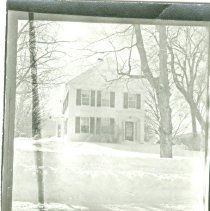 Image of THE SHUMWAY MARSHALL RESIDENCE-MAIN ST., CONWAY, NH - THE SHUMWAY MARSHALL RESIDENCE-MAIN ST., CONWAY, NH