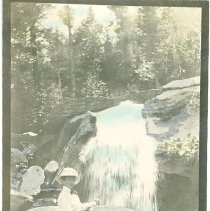 Image of DIANA'S BATH - WEST SIDE ROAD, NO. CONWAY, NH - DIANA'S BATH - WEST SIDE ROAD, NO. CONWAY, NH