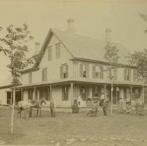 Image of Charles Broughton Farm, Conway - Charles Broughton Farm
