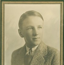 Image of Unidentified young man - Unidentified young man