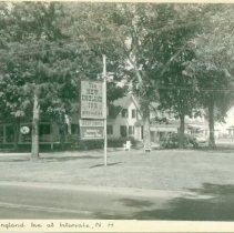 Image of New England Inn, summer - New England Inn, Intervale - summer