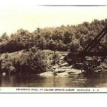 Image of Second Iron Swimming Hole - Swimming Hole and Silver Spring Lodge, Bartlett - Second Iron Bridge