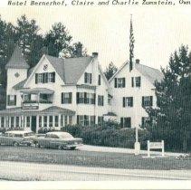 Image of Hotel Bernerhof, Glen - Hotel Bernerhof, Glen