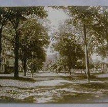 Image of Maine Street, Bartlett 1849 - Main Street, Bartlett