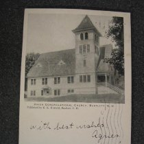 Image of Union Congregational Church, Bartlett - Union Congregational Church, Bartlett