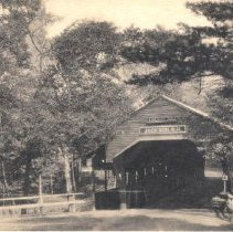 Image of Covered Bridge II, Jackson - Covered Bridge, Jackson