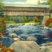 Image of Covered Bridge, Jackson - Covered Bridge, Jackson