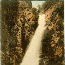 Image of Glen Ellis Falls - Glen Ellis Falls, Pinkham Notch