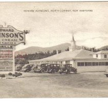 Image of Howard Johnson's, N.Conway - Howard Johnson's , N. Conway