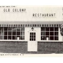 Image of Old Colony Restaurant, N. Conway.jpg - Old Colony Restaurant, N. Conway