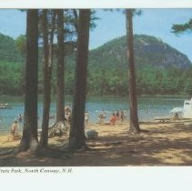 Image of Echo Lake State Park, N. Conway