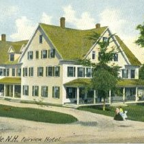 Image of Fairview Hotel, Intervale - Fairview Hotel, Intervale