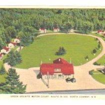 Image of Green Granite Motor Court, N. Conway - Green Granite Motor Court, N. Conway