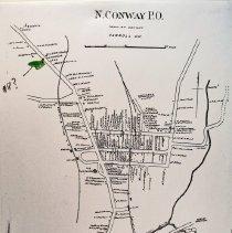 Image of North Conway P.O. 1892